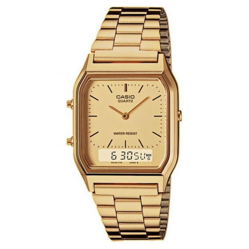 9e3352ded53 Pánské hodinky CASIO AQ-230G-9D