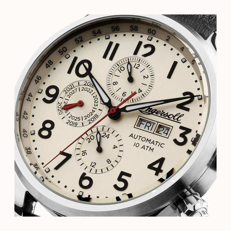 7045a0e1b Pánské hodinky INGERSOLL The Delta Automatic I02301 | Klenoty-buráň.cz