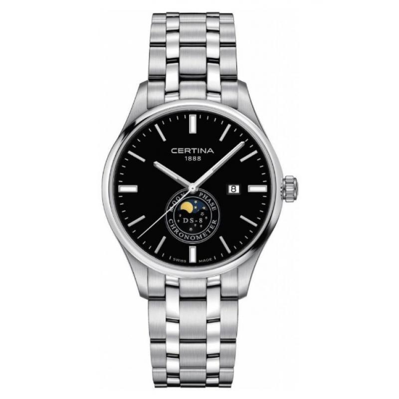 cd8aca6979 Pánské hodinky CERTINA DS-8 Chronometer C033.457.11.051.00