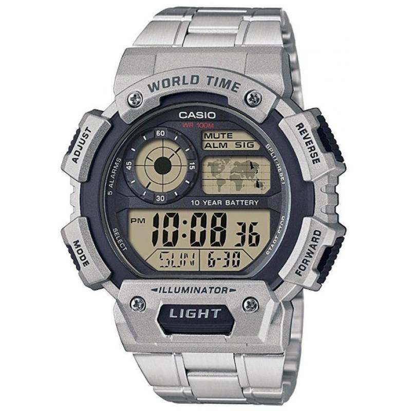 3D náhled Pánské hodinky CASIO Collection AE-1400WHD-1A fa129d3ef8