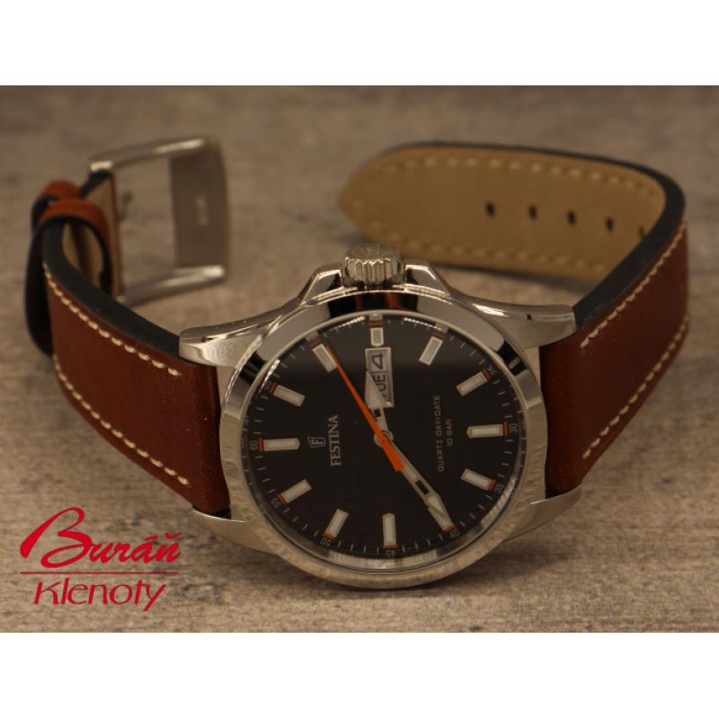 ... Pánské hodinky FESTINA Classic Strap 20358 2 ... 31f0ef0a73