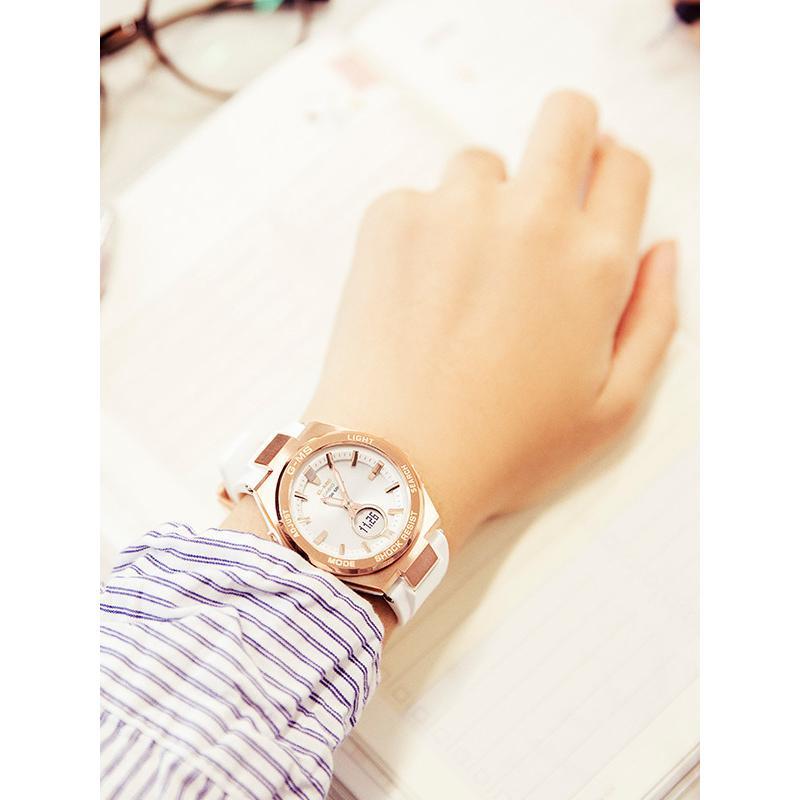 ... Dámské hodinky CASIO Baby-G G-MS MSG-S200G-7A d718f7974af