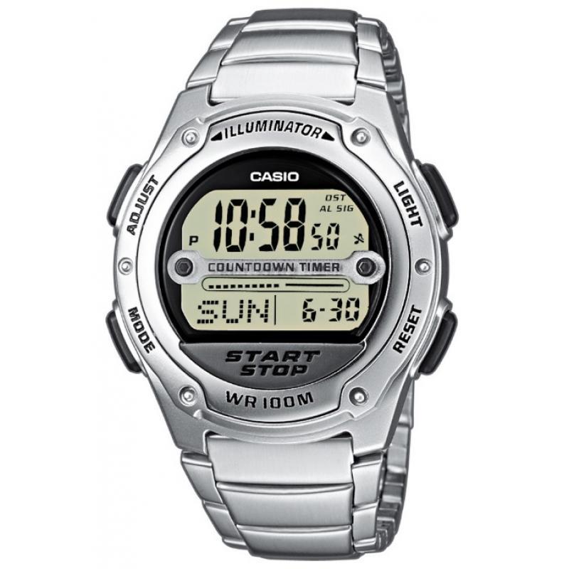 3D náhled Pánské hodinky CASIO W-756D-7A f565bd0d87