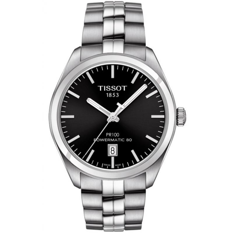 Pánské hodinky TISSOT PR 100 Automatic Gent T101.407.11.051.00 ... 557cb90b80
