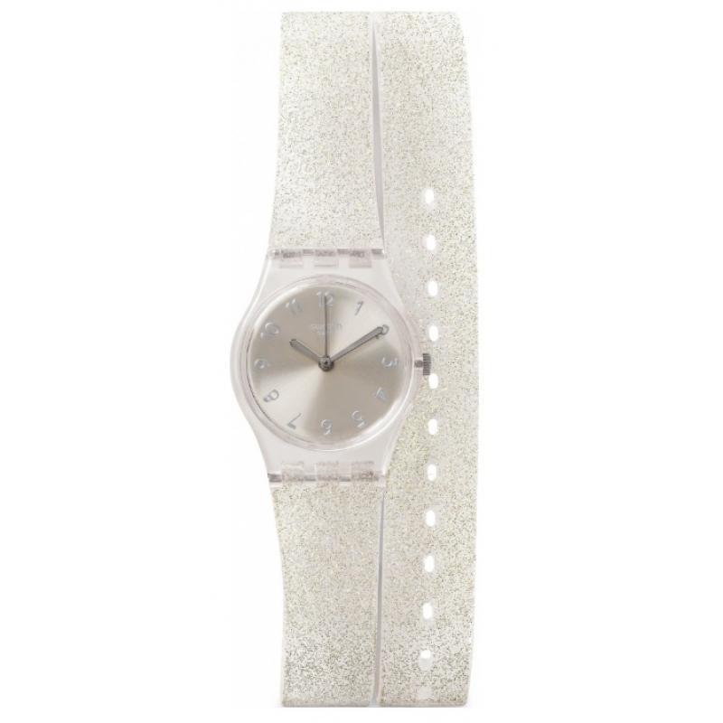 3D náhled Dámské hodinky SWATCH Silver Glistar LK343 5e0f50f6c3f