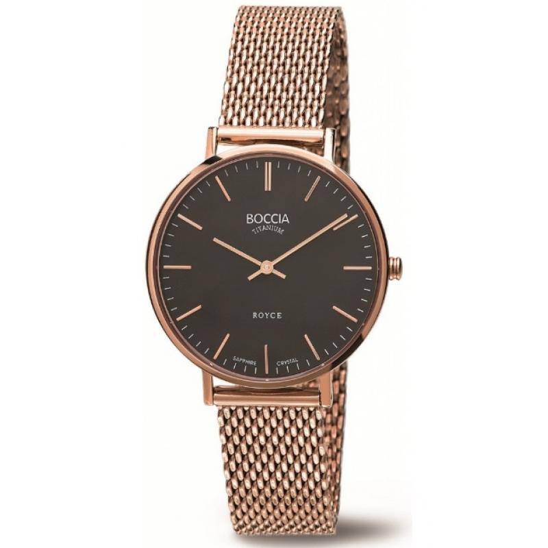 3D náhled Dámské hodinky BOCCIA TITANIUM 3246-08 a18b9728f3