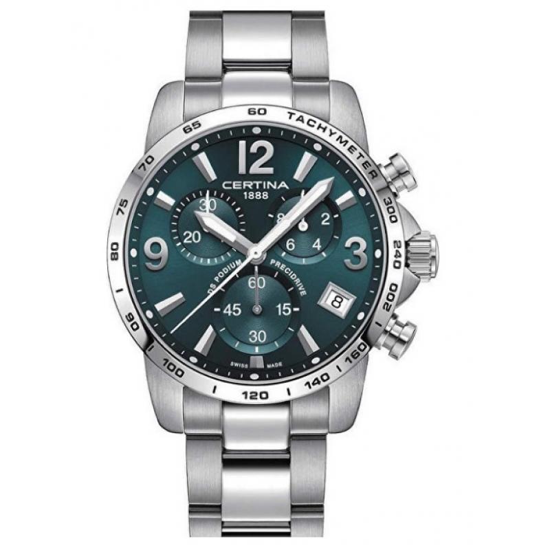3cf52631ed9 Pánské hodinky CERTINA DS Podium Precidrive C034.417.11.097.00 ...