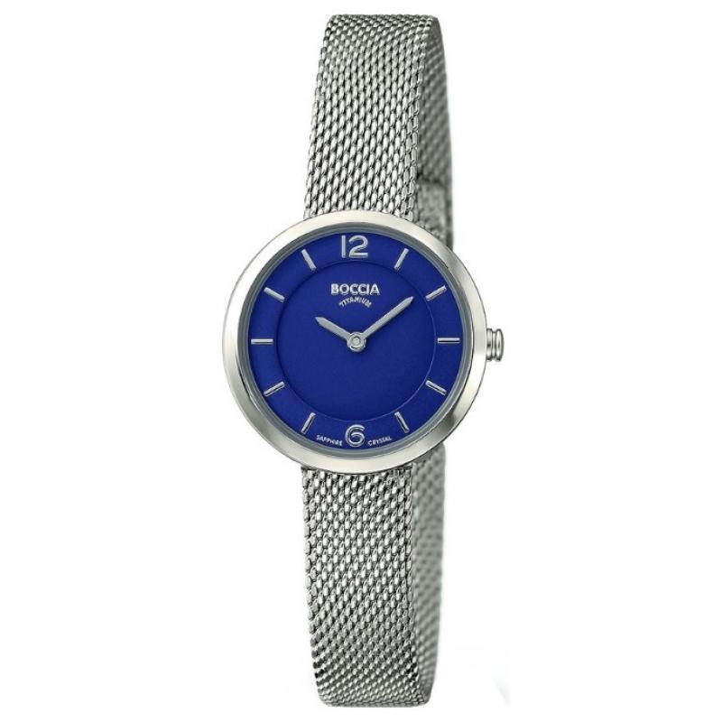 3D náhled Dámské hodinky BOCCIA TITANIUM 3266-05 f794755fa9