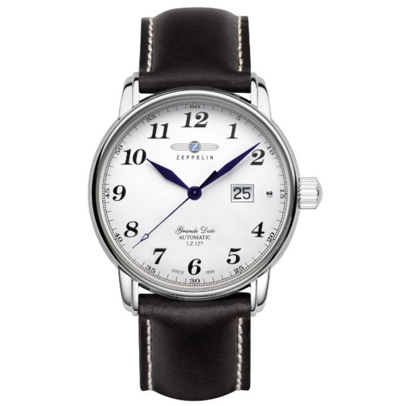 3D náhled Pánské hodinky ZEPPELIN LZ 127 Grande Date Automatic 7652-1 1a87135591