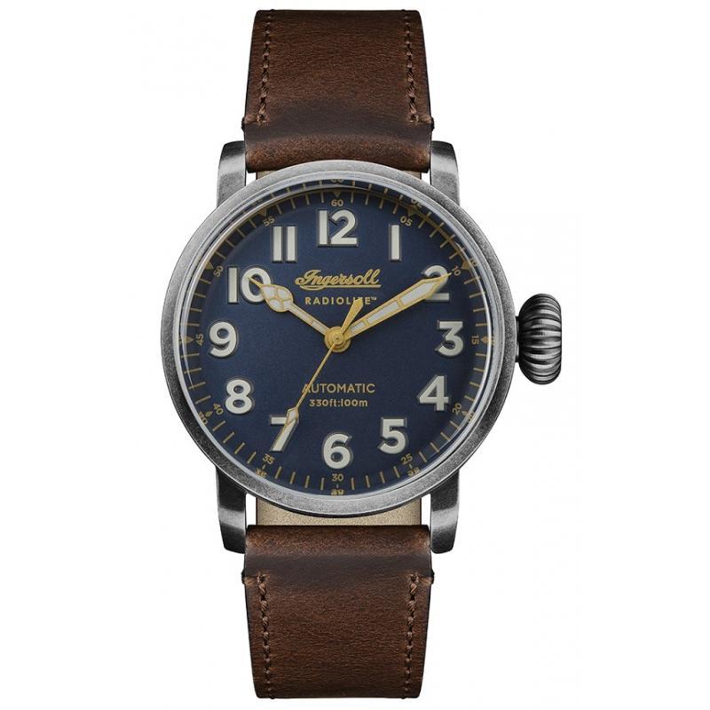 505f6aaf4 Pánské hodinky INGERSOLL The Linden Automatic I04803 | Klenoty-buráň.cz