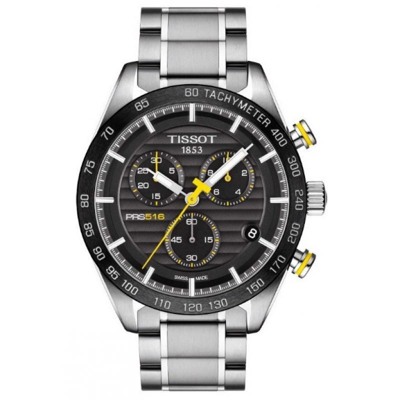 Pánské hodinky TISSOT PRS 516 Chronograph T100.417.11.051.00 ... 51106ff9d9f