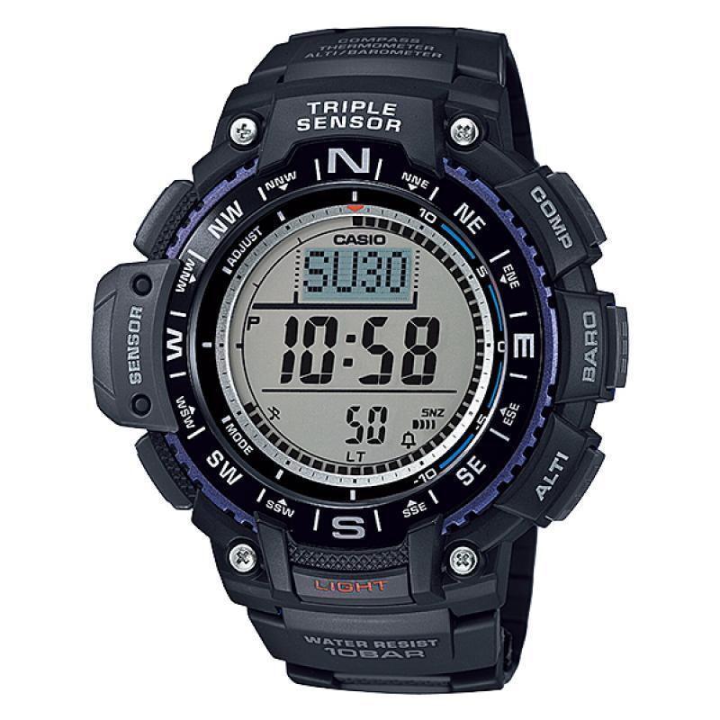 3f1d7a7646e 3D náhled Pánské hodinky CASIO SGW-1000-1A