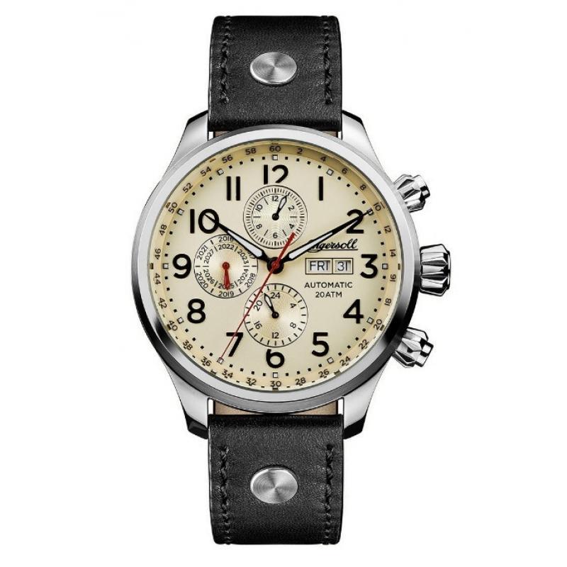 3D náhled Pánské hodinky INGERSOLL The Delta Automatic I02301 4b64804351c