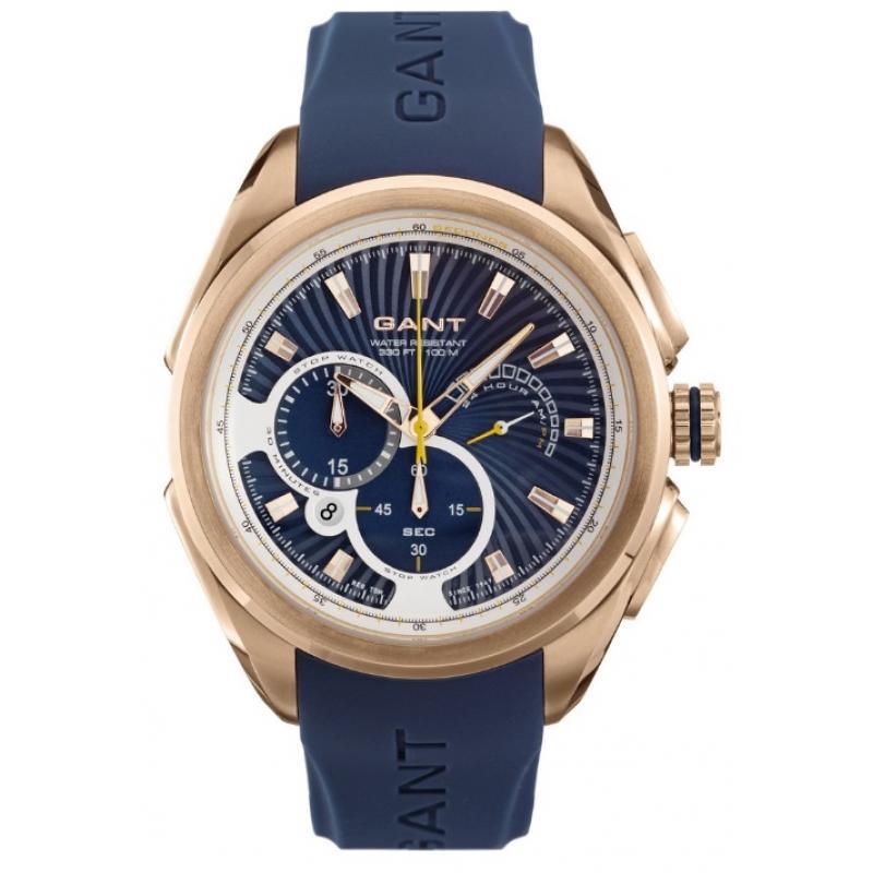 3D náhled Pánské hodinky GANT Milford II - IPR W110010 45dd374f927
