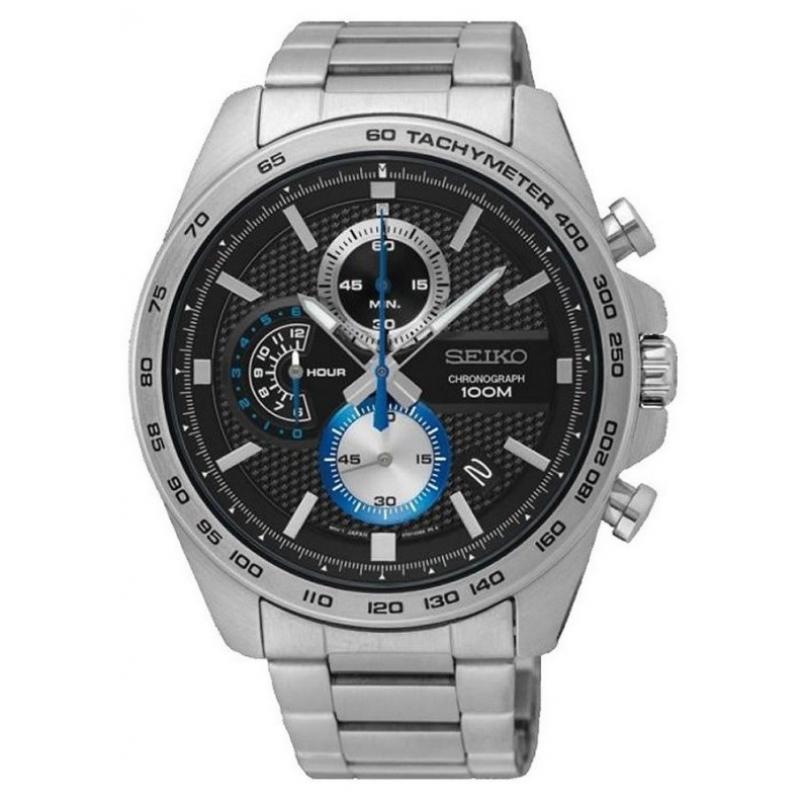 e7ebfc13ef9 3D náhled Pánské hodinky SEIKO Chronograph SSB257P1