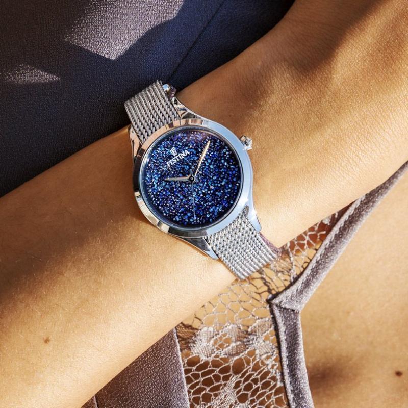 ... Dámské hodinky FESTINA Swarovski 20331 2 ... 4ba6e0e24f