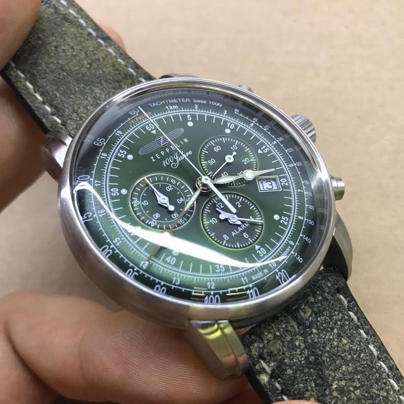 ... Pánské hodinky ZEPPELIN 8680-4 74b9a98be1