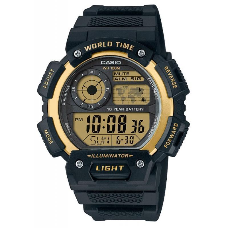 Pánské hodinky CASIO Collection AE-1400WH-9A  4dd8ec3e12