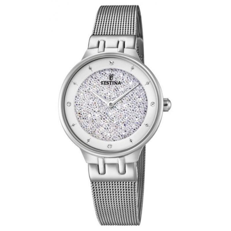 Dámské hodinky FESTINA Swarovski 20385 1  1f4fda432c