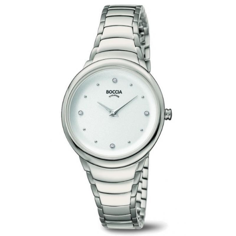Dámské hodinky BOCCIA TITANIUM 3276-09  9fc060cf5d
