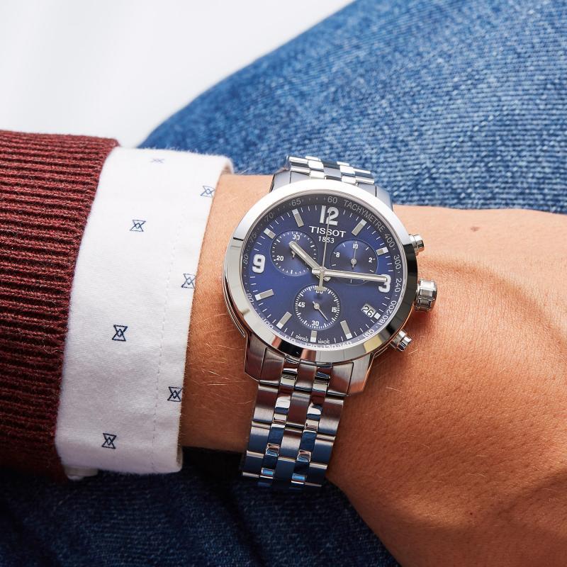 ... Pánské hodinky TISSOT PRC 200 T055.417.11.047.00 ... 51b53259cce