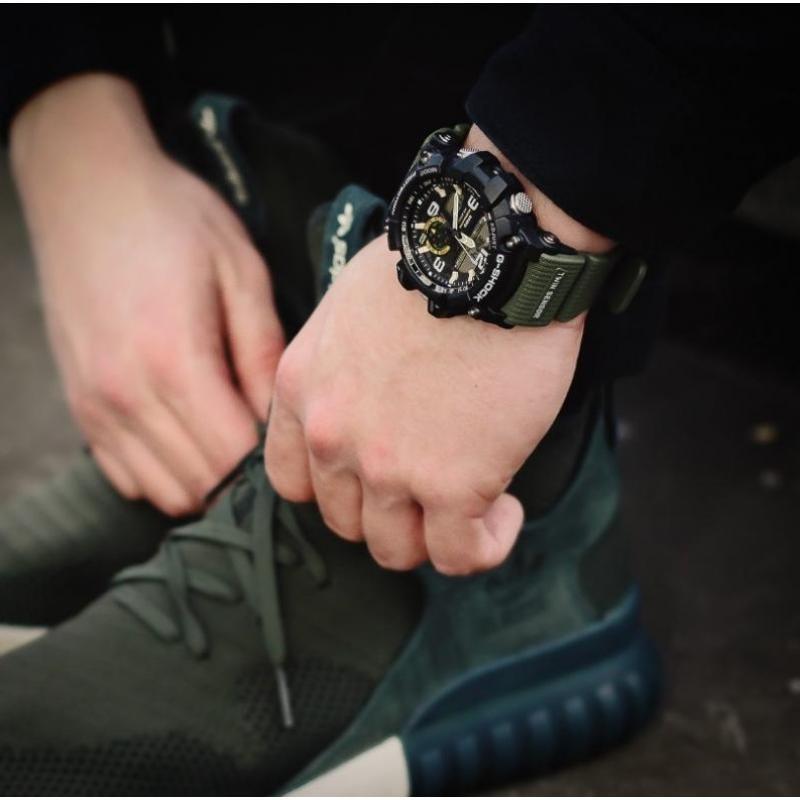 ... Pánské hodinky CASIO G-SHOCK Mudmaster GG-1000-1A3 ... ac9cf5df6d