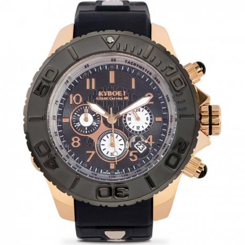 3D náhled Unisex hodinky KYBOE KYCRG.48-004 35012861a9
