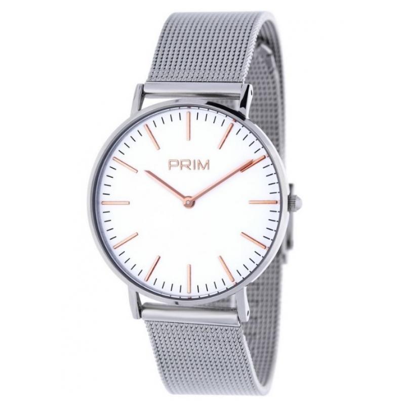 3D náhled Dámské hodinky PRIM Klasik Slim Medium W03P.13016.B 693eb445e2