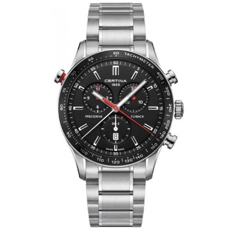 01116c14dc6 3D náhled Pánské hodinky CERTINA Precidrive Flyback DS-2 C024.618.11.051.01