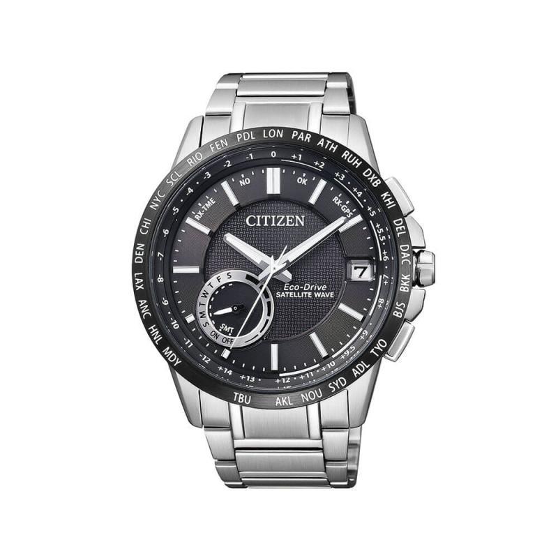 64a49e9e74d Pánské hodinky CITIZEN SATELLITE WAVE CC3005-51E