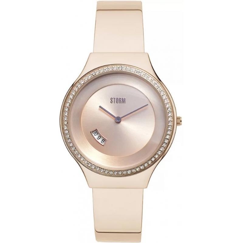 7e2b8009a Dámské hodinky STORM Cody Crystal - Rose Gold 47373/RG   Klenoty ...