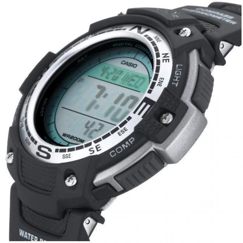 23c81f64ec8 ... Pánské hodinky CASIO SGW-100-1 ...