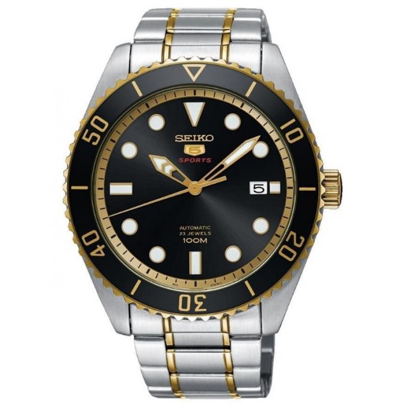 Pánské hodinky SEIKO Sports Automatic SRPB94K1  36d573ae09