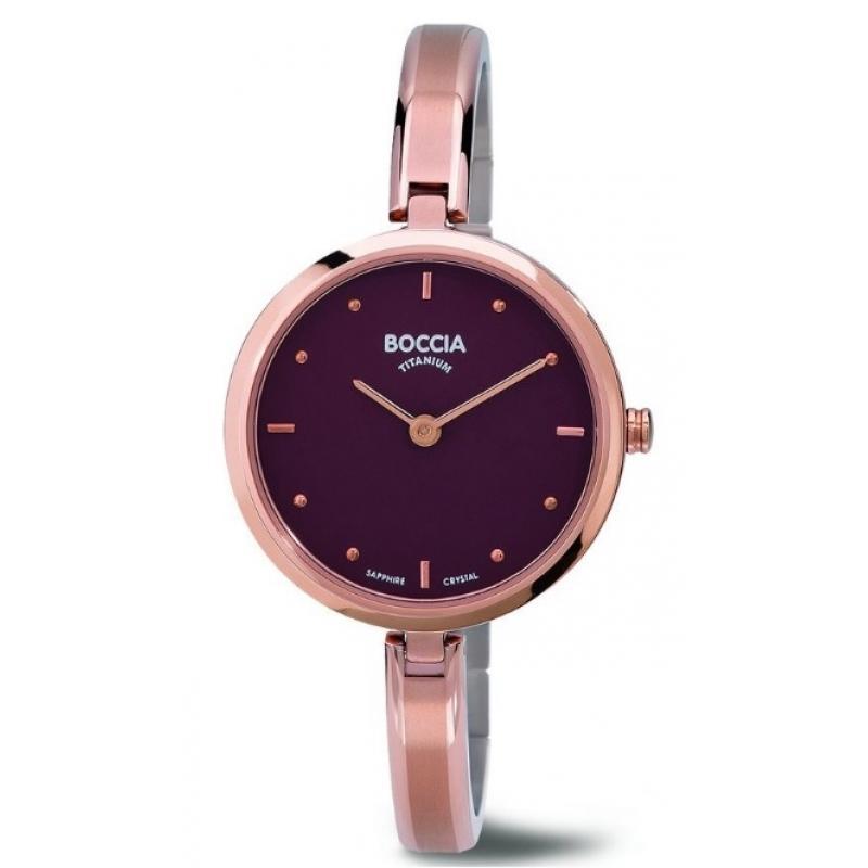 Dámské hodinky BOCCIA TITANIUM 3248-03  f5193d7df9