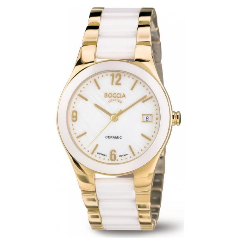 Dámské hodinky BOCCIA TITANIUM Ceramic 3189-03  576536af83