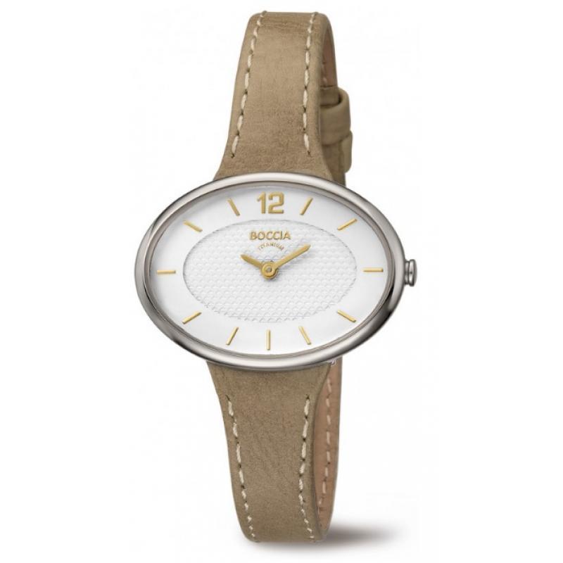 3D náhled Dámské hodinky BOCCIA TITANIUM 3261-02 511c438b02