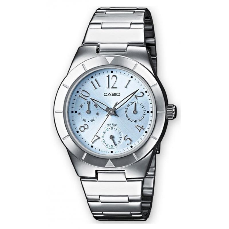 3D náhled Dámské hodinky CASIO Collection LTP-2069D-2A 7e61a53a685