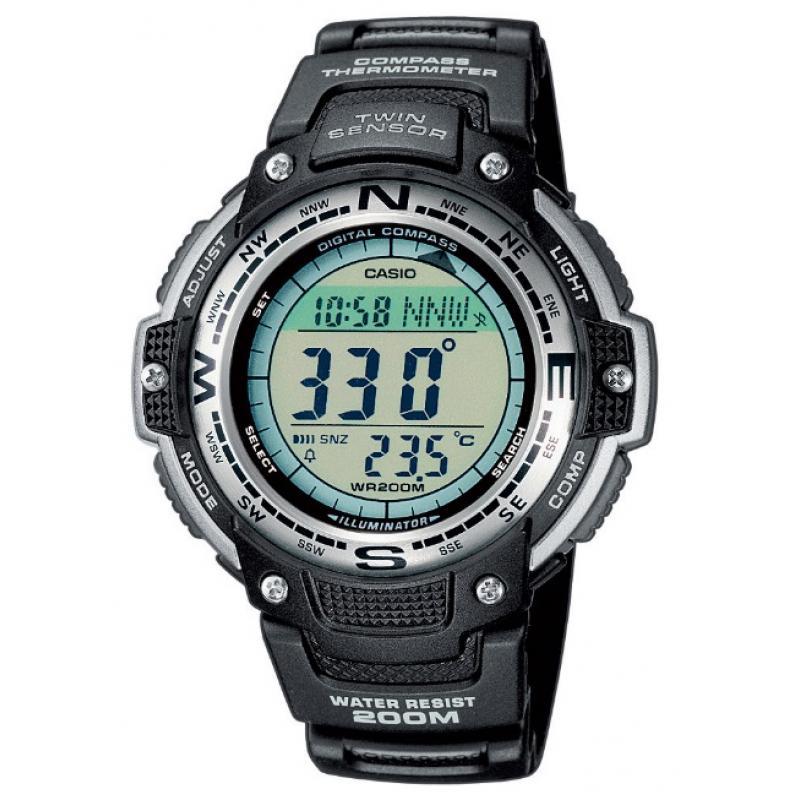 8ac5961de27 3D náhled Pánské hodinky CASIO SGW-100-1
