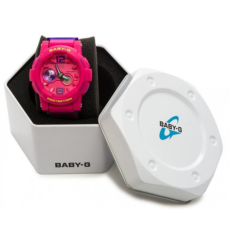 ... Dámské hodinky CASIO Baby-G BGA-180-4B3 6a200c26ab