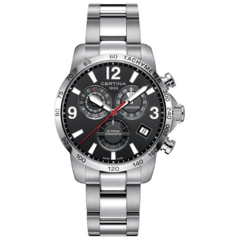 1c0241ce37d 3D náhled Pánské hodinky CERTINA DS Podium Chronometer C034.654.11.057.00