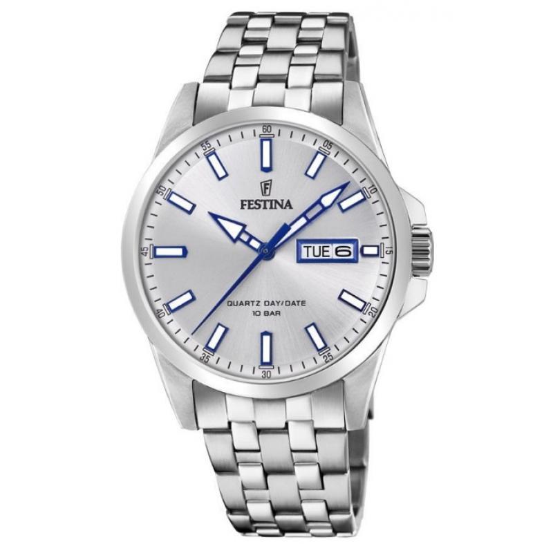 Pánské hodinky FESTINA Classic Bracelet 20357 1  e599c9f9de