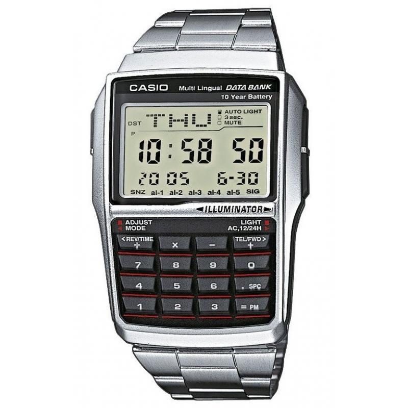 5e48994e0 Pánské hodinky CASIO Collection Retro DBC-32D-1 | Klenoty-buráň.cz