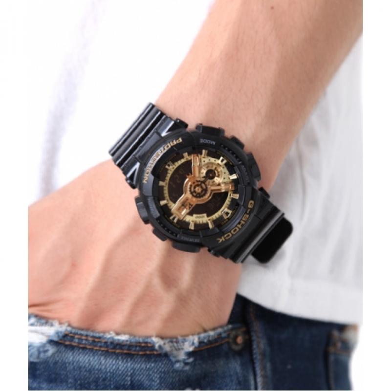 ... Pánské hodinky CASIO G-SHOCK GA-110GB-1A ... 3e1935f3e5
