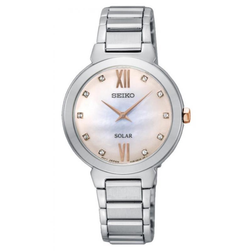Dámské hodinky SEIKO Solar SUP381P1  9ca4f72cade