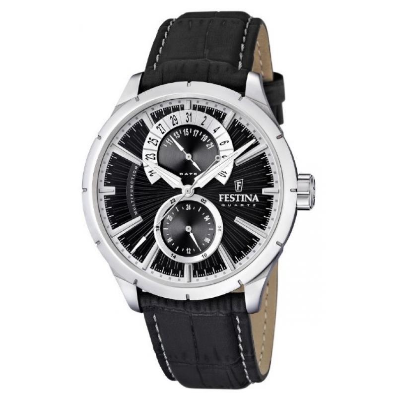 b7547a2b668 3D náhled Pánské hodinky FESTINA Retro 16573 3