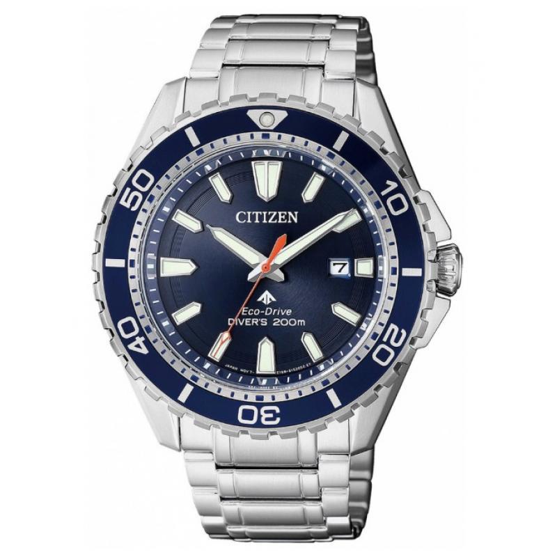 7b1dc8fe5 Pánské hodinky CITIZEN Promaster Divers Eco-Drive BN0191-80L ...