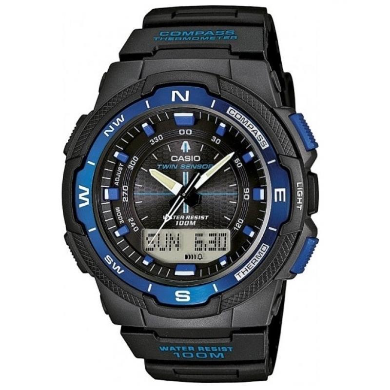 4ec3c3f7a3e 3D náhled Pánské hodinky CASIO SGW-500H-2B