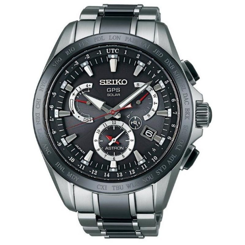 3D náhled Pánské hodinky SEIKO Astron GPS Solar SSE041J1 bc47b66aaf4
