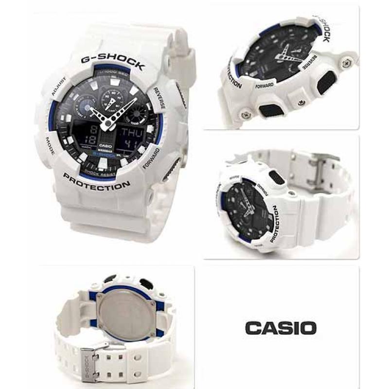 Pánske hodinky CASIO G-SHOCK GA-100B-7A ... d6990301646