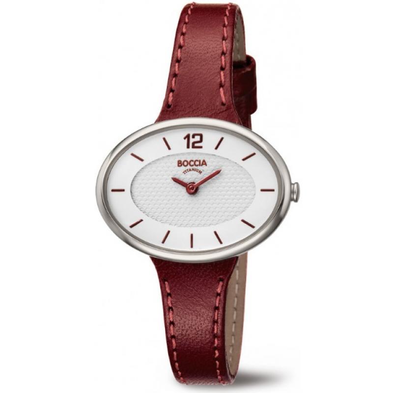 3D náhled Dámské hodinky BOCCIA TITANIUM 3261-04 8acd8ae014
